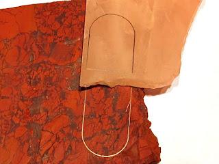 Tabu Tabu Brecciated Red Jasper and Rose Quartz