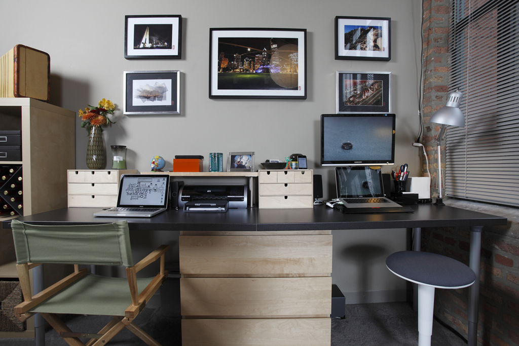 Top IKEA Home Office Desk Ideas 1024 x 683 · 473 kB · jpeg