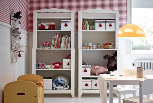 ikea chambre d enfants scandinave ikea style banmu moderne nordique animaux affiche de bande. Black Bedroom Furniture Sets. Home Design Ideas