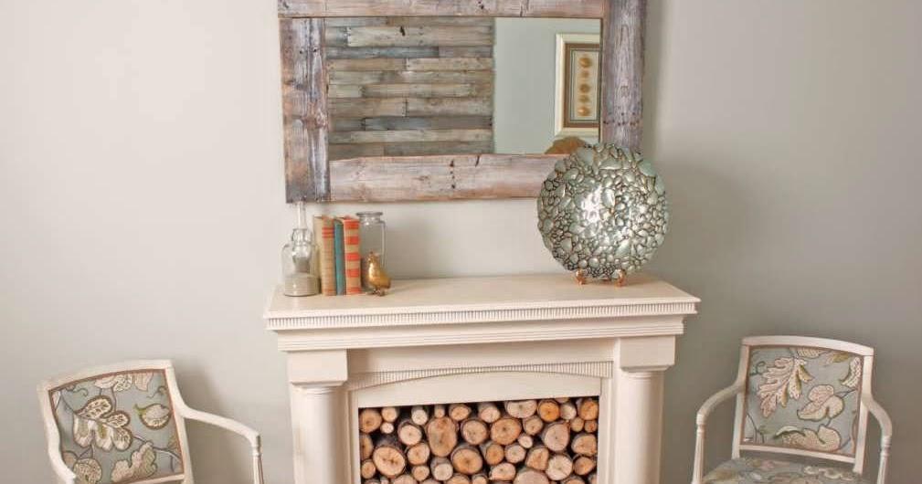 Como Construir Un Espejo Con Palets