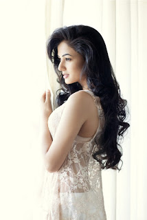 Sonal Chauhan Spicy Fresh New Pictureshoot Lovely Pics in Night Wear and Tank Tops