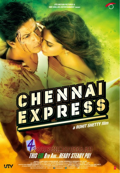 Chennai Express (2013) Full Movie HD Watch Online Free