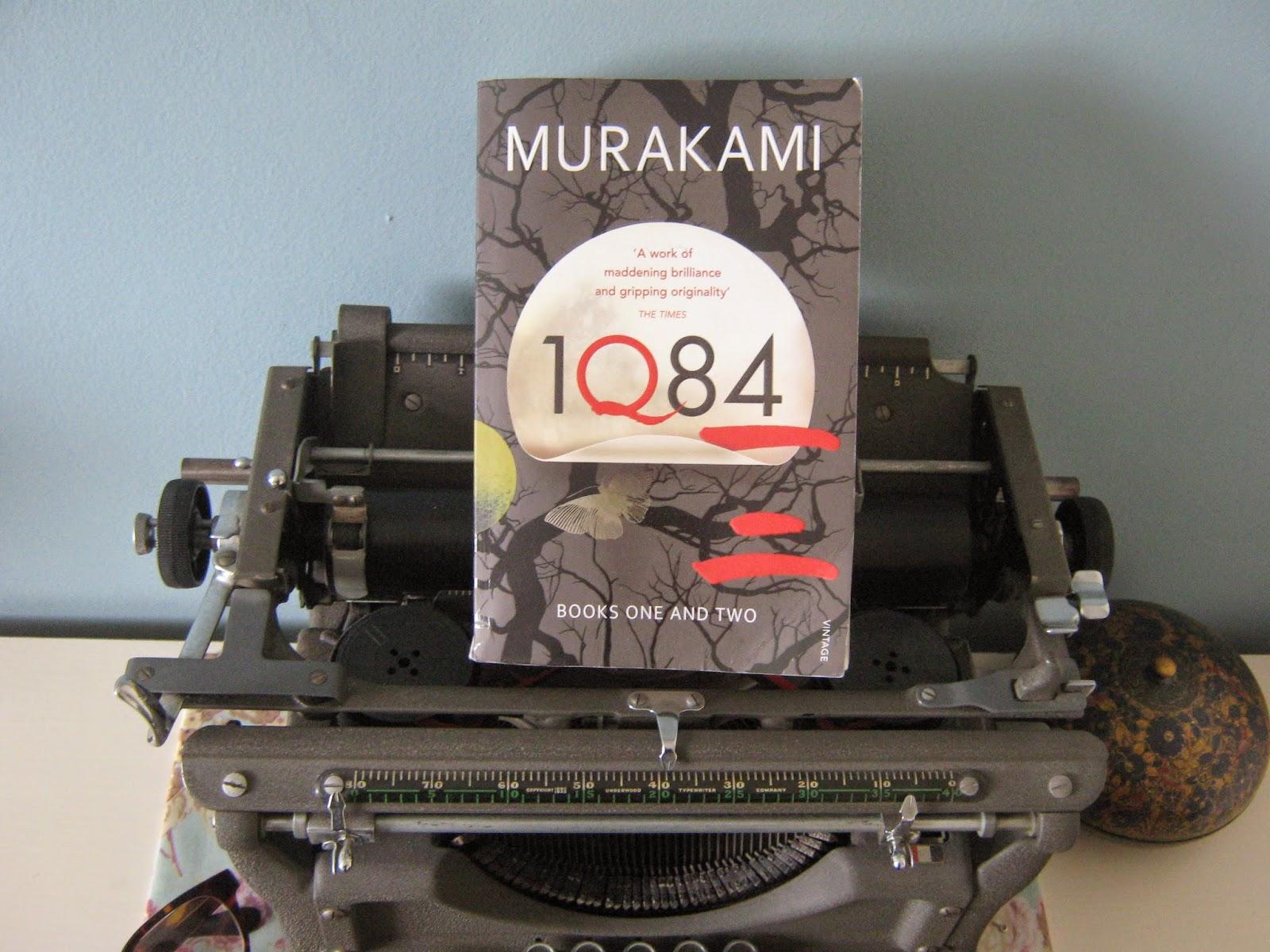 Murakami 1Q84 Review