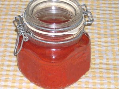 طريقة عمل دبس الفليفلة الحمراء, طريقة عمل دبس الفليفلة, دبس الفليفلة,  الفليفلة, فليفلة, دبس