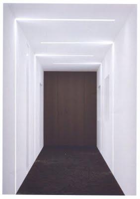 I d e a el color en el espacio - Pintar pasillo largo ...