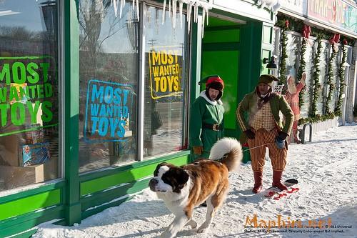 Món Quà Giáng Sinh - Beethoven's Christmas Adventure 2012