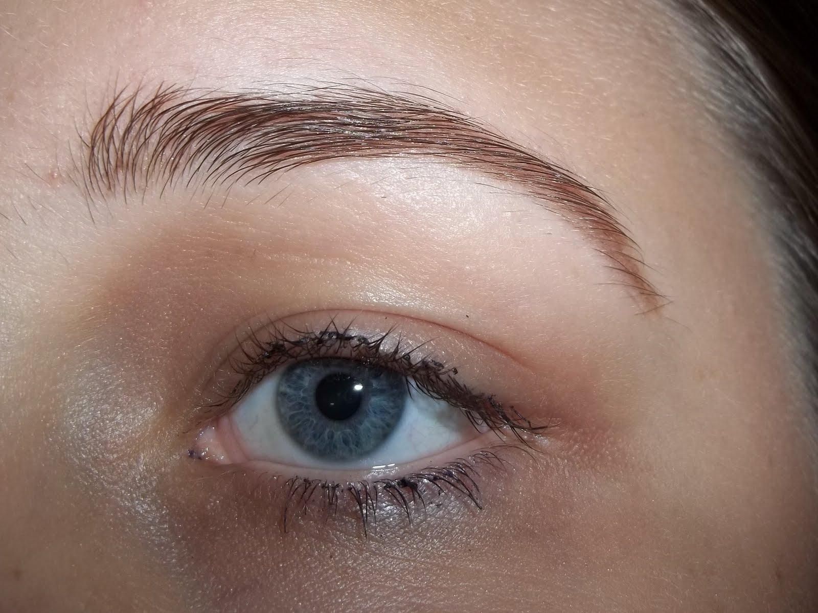 Broke Fabulous Beauty Review Nyx Eyebrow Cake Powder Brow Tutorial