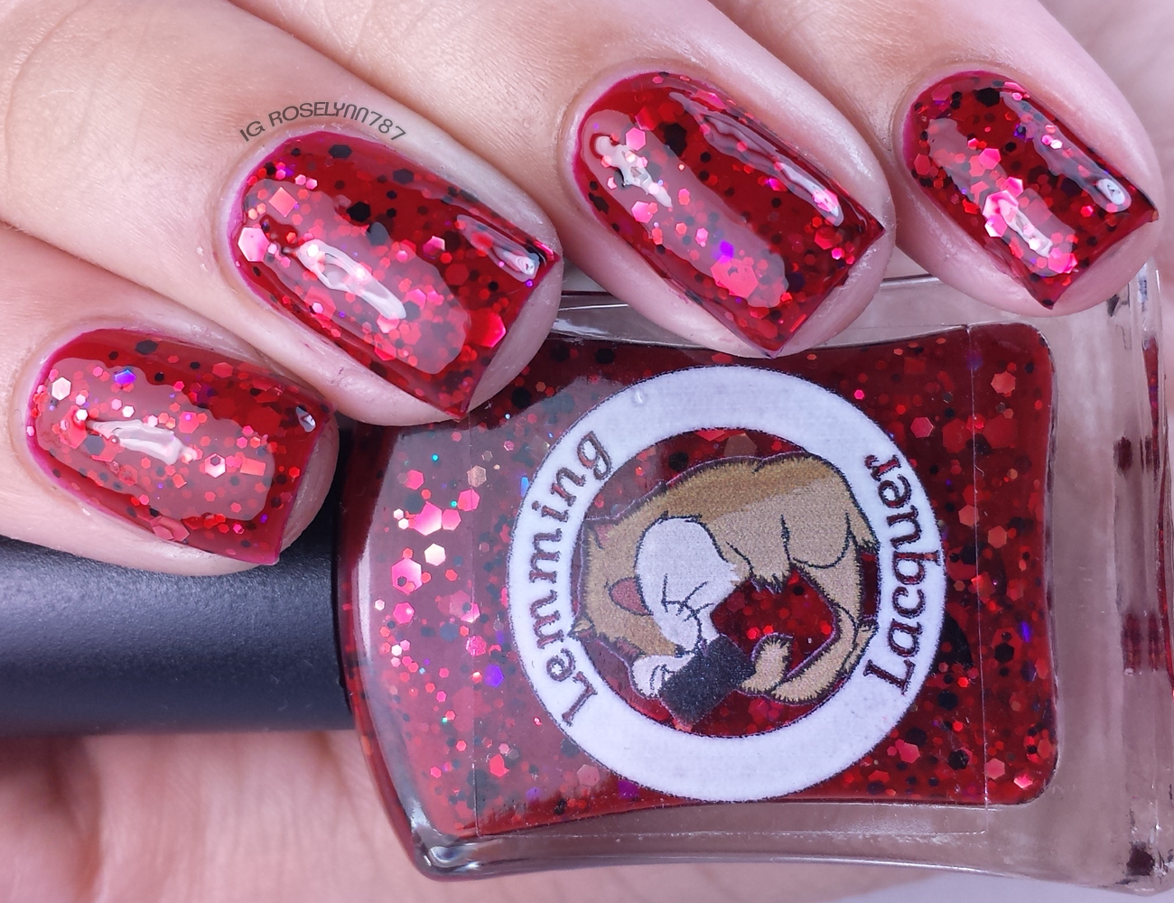 Lemming Lacquer - Her Imperial Viciousness