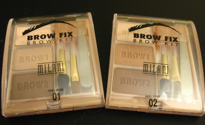 Milani Brow Fix Kits