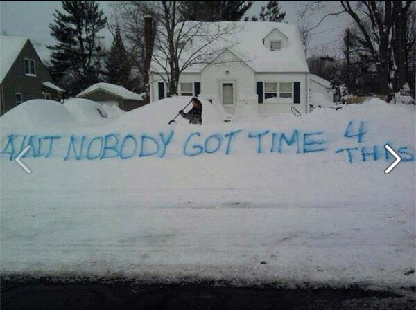 Snow - Aint Nobody Got Time For That