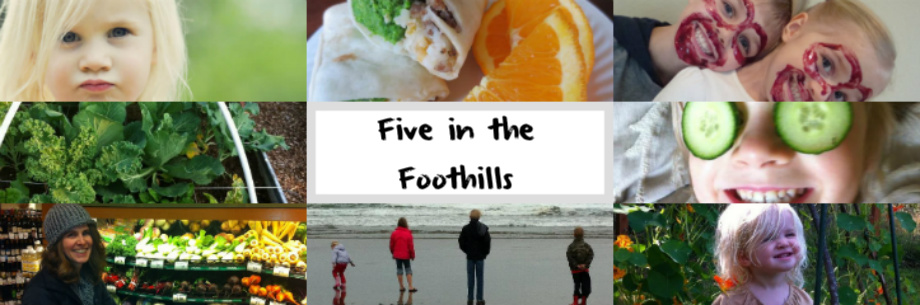 Five in the Foothills