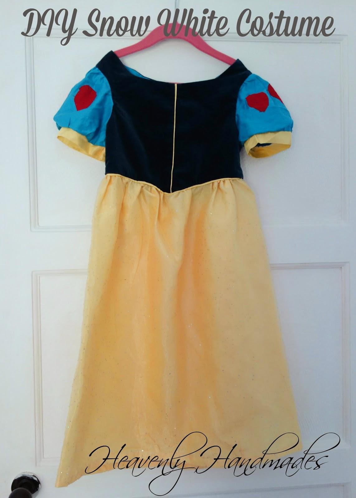 DIY Snow White Costume   DIY Snow White Costume Ideas For Halloween   snow white costume   snow white costume diy