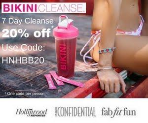 Bikini Cleanse - 20% Off