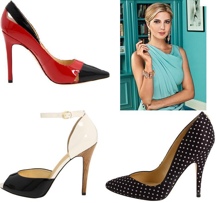 inik: uniquely you! Ivanka Trump Shoes
