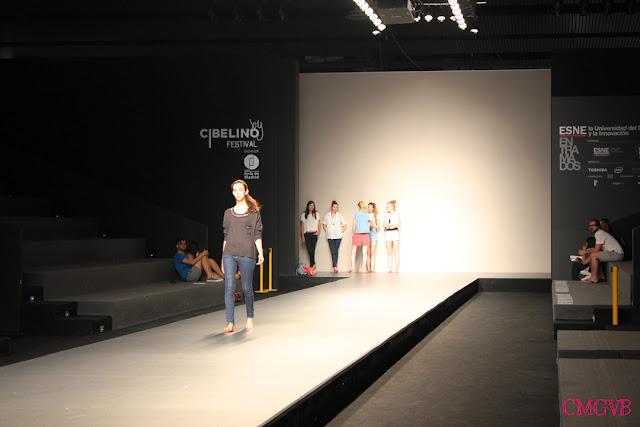 diana dazzling, fashion blogger, cmgvb, como me gusta vivir bien, soy cibelino, ifema, fashion festival, catwalk, rehearsal, pasarela