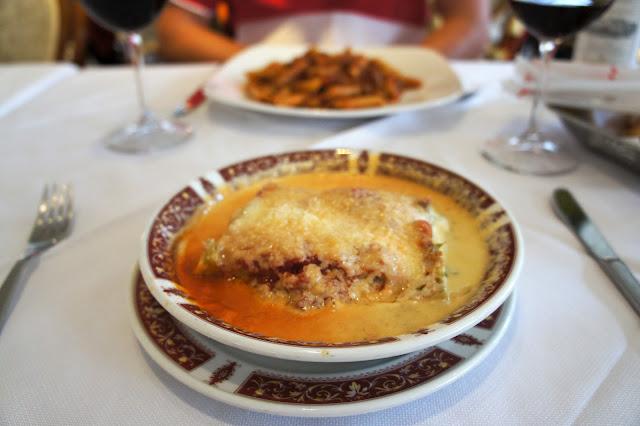 florence lasagna piazza repubblica