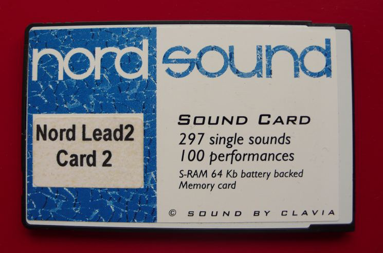 nord lead 5