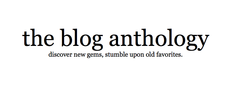 The Blog Anthology