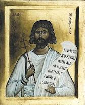1η Ιουνίου εορτάζει ο Άγιος Ιουστίνος ο Απολογητής