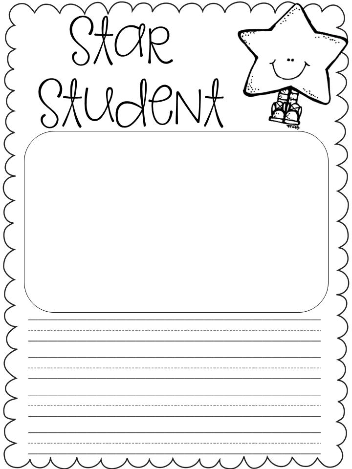 Fine Star Student Template Photos - Example Resume Ideas - alingari.com