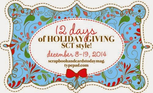 12 Days of Giving at SCT!