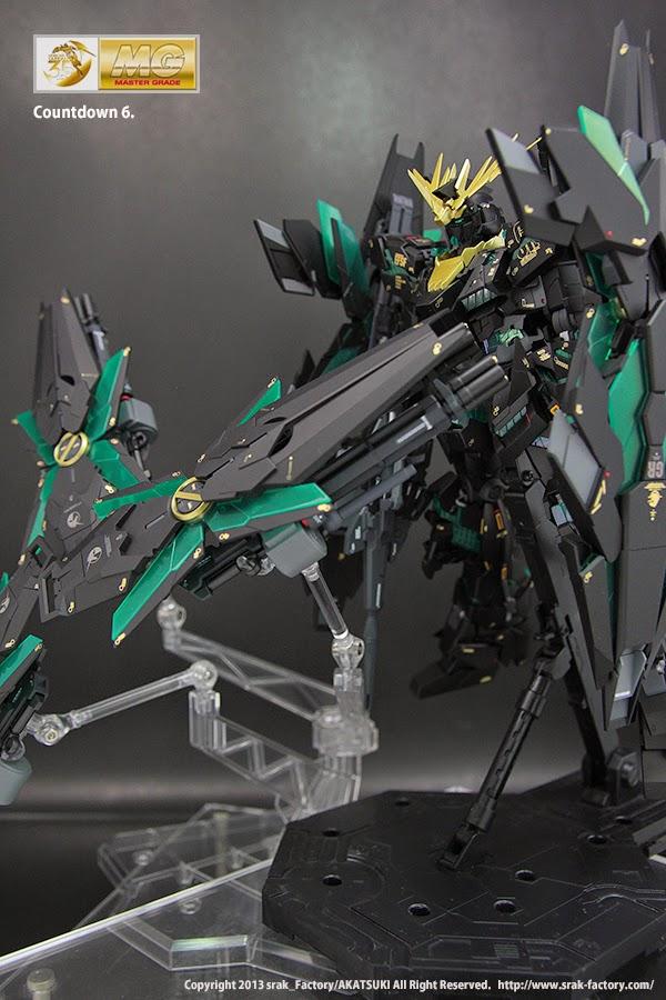 GUNDAM GUY: MG 1/100 RX-0[N] Unicorn Gundam 02 Banshee ...