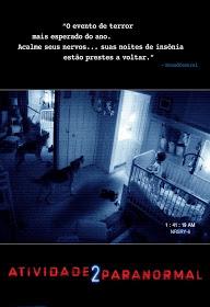 Filme Atividade Paranormal 2 Dublado AVI DVDRip