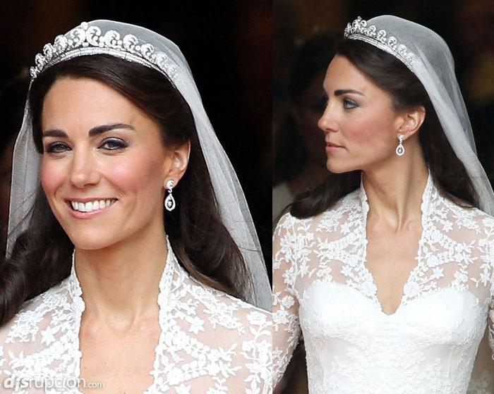 Matrimonio Kate Middleton : El de paz ortega peinados novia ii