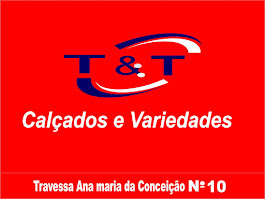 T&T CALÇADOS E VARIEDADES