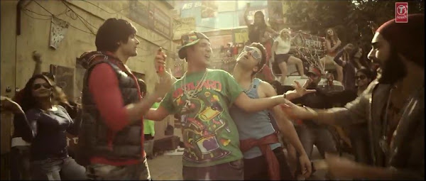 Watch Online Music Video Song Fukrey Title - Fukrey (2013) Hindi Movie On Youtube DVD Quality