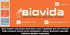 LABORATÓRIO BIOVIDA