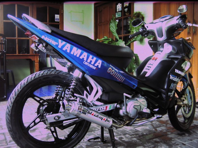 400+ Modifikasi Motor Yamaha Jupiter Z