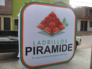 piramide - LETRERO LUMINOSO