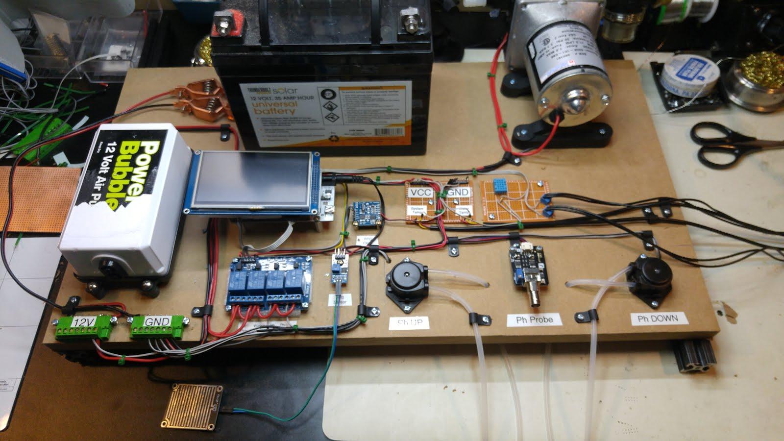 Adventures In Diy Engineering  Diy Self Sustaining Solar