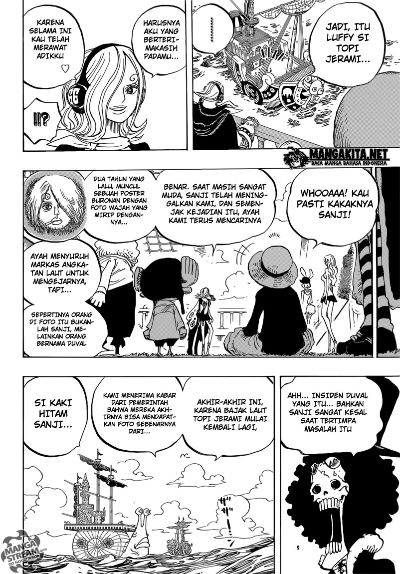 One Piece Chapter 826-16