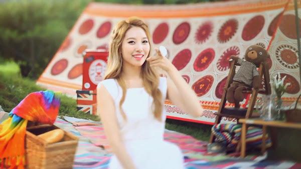 BESTie Dahye Hot Baby