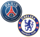 Paris St. Germain - FC Chelsea