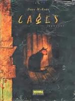 Cages,Dave McKenan,Norma Editorial  tienda de comics en México distrito federal, venta de comics en México df