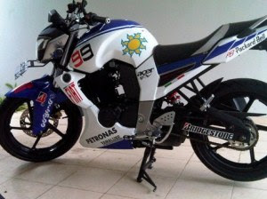 car scoop  New Modifikasi Yamaha Byson