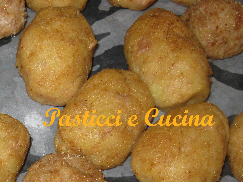 Crocchette di tonno e patate da pasticci e cucina su akkiapparicette - Cucina e pasticci ...
