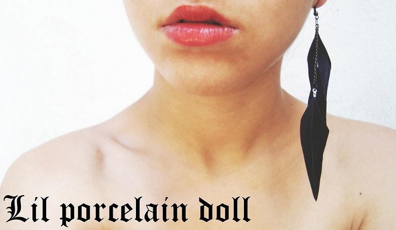 Lil porcelain doll.