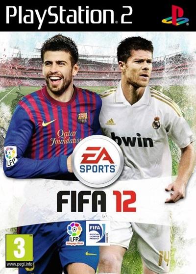 Fifa 12 [PS2] Full Español ISO [PAL] Descargar