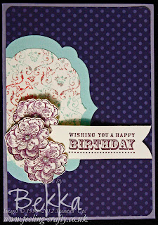 Everything Eleanor Birthday Card by Bekka www.feeling-crafty.co.uk