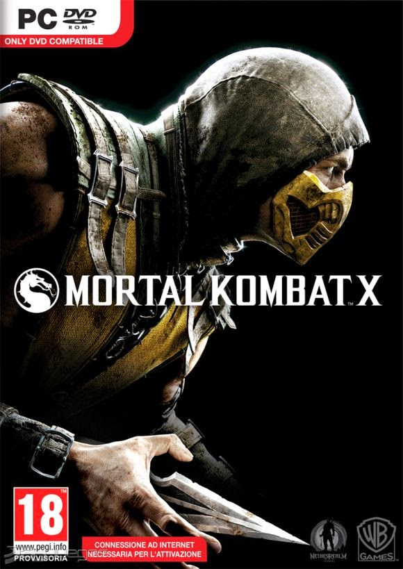 descargar Mortal Kombat X para pc full español