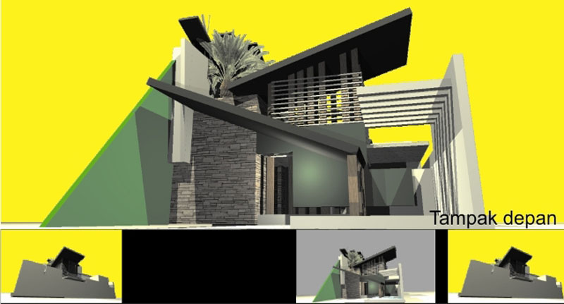 Cawah-Homes: Eco-friendly Homes Design, the Wind Homes design
