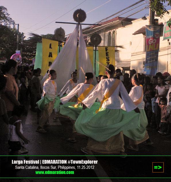 Larga Festival | Santa Catalina, Ilocos Sur, Philippines