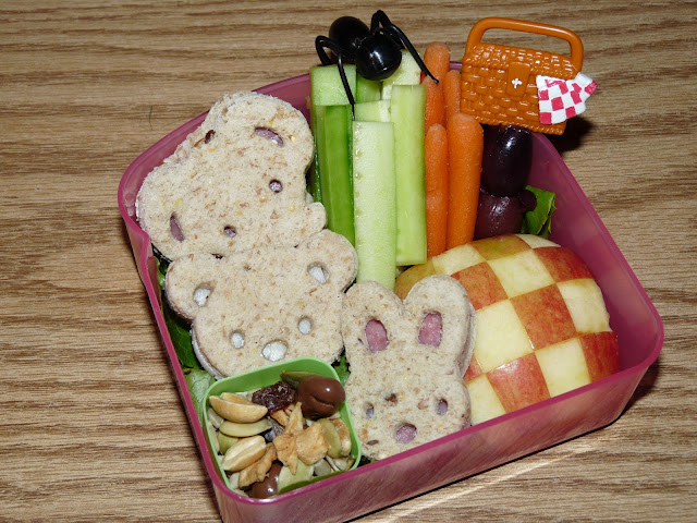 picnic bento lunch