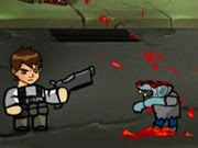 Ben10 tiêu diệt Zombie, game ben 10 hay tại gamevui.biz