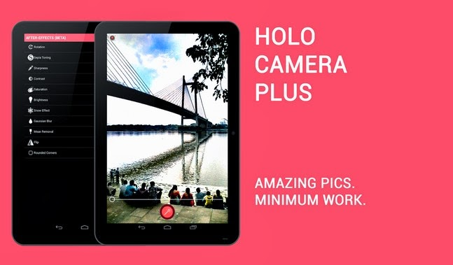 Holo Camera PLUS Apk Download