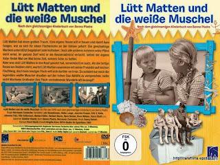 Лют Матен и белая ракушка / Lütt Matten und die weisse Muschel.